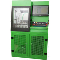 CR-IP Test bench for testing injectors